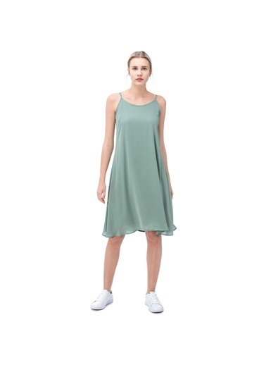 Nautica Elbise Yeşil